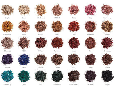 The Jaclyn Hill Eyeshadow Palette ORIGINAL / FIRST RUN - Morphe Brushes