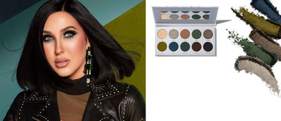 Jaclyn Hill The Vault DARK MAGIC Eyeshadow Palette - Glumech