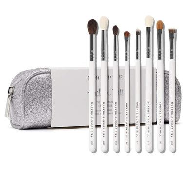 Morphe JACLYN HILL The Eye Master Collection Brush Set With Bag