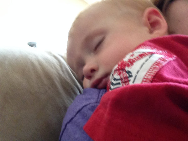 Common Nursing Problems with an Older Baby