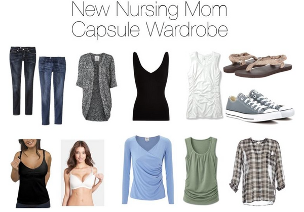 Curating a Mom Uniform