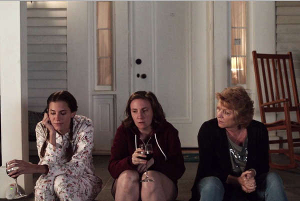 Breastfeeding Gets Real on 'Girls'