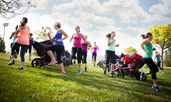 Stroller Strides: Exercising With Your Newborn