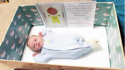What is a Baby Box?