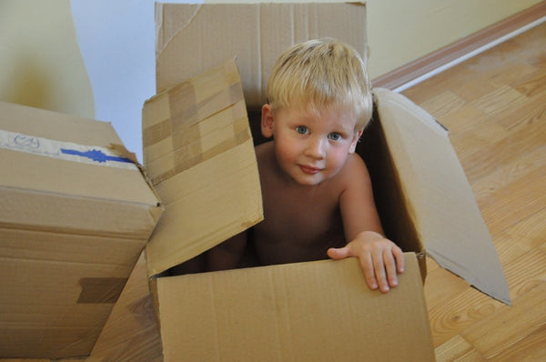 Telling Your Children about Moving