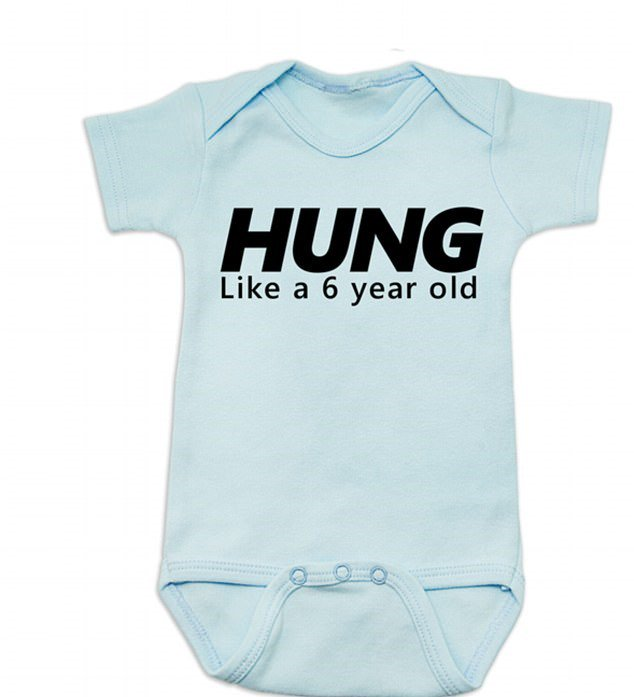 The Onesie Our Baby Won't Wear...Ever