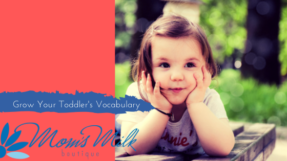 Grow Your Toddler's Vocabulary