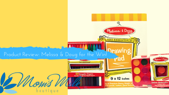 Product Review: Melissa & Doug for the Win!