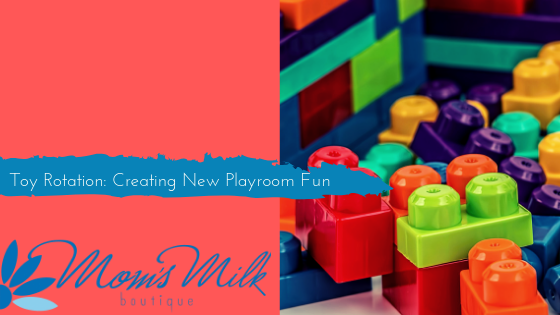 Toy Rotation: Creating New Playroom Fun