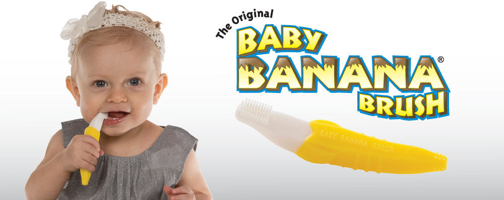 Baby Banana Original Toothbrush