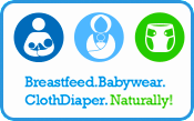 Breastfeed.Babywear.Cloth.Diaper.Naturally