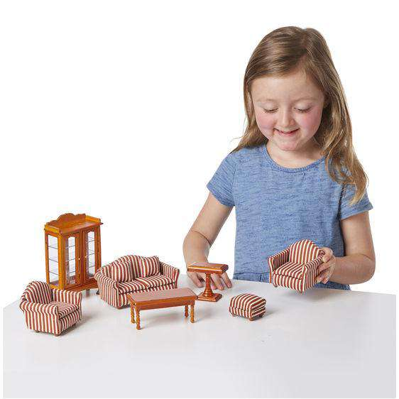 Melissa & Doug | Living Room Furniture Set