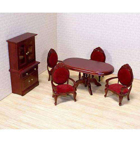 Melissa & Doug | Dining Room Furniture Set