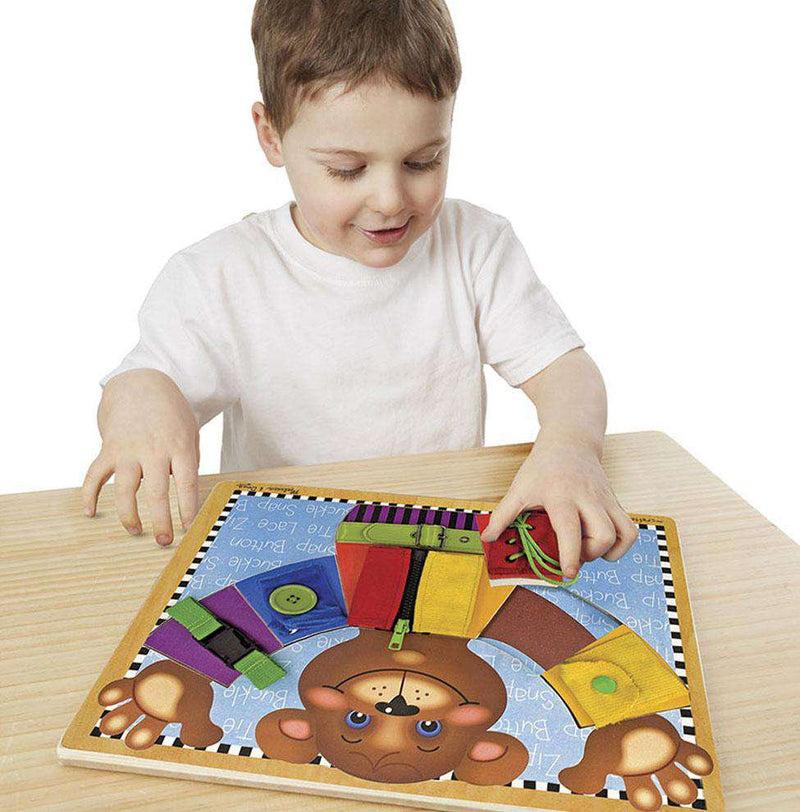 Melissa & Doug | Basic Skills Board