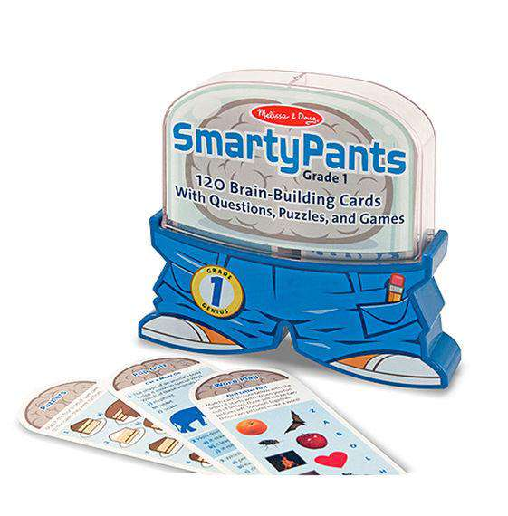 Melissa & Doug | Smarty Pants - 1st Grade Card Set