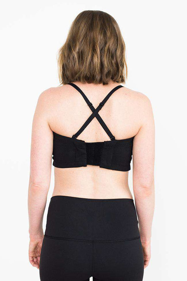 Simple Wishes Hands Free Signature Bra Black