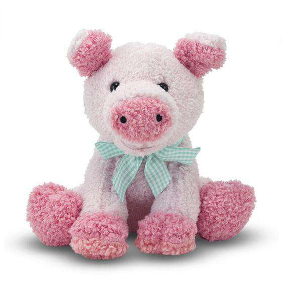 Melissa & Doug | Meadow Medley Piggy Stuffed Animal