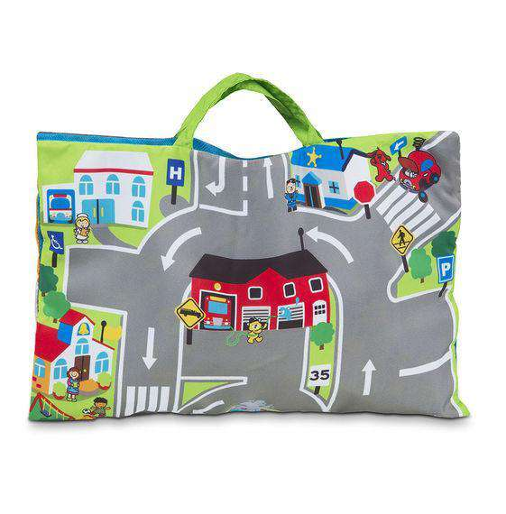 Melissa & Doug | Take Along Town Play Mat *
