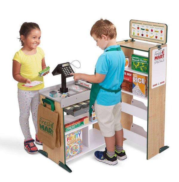Melissa & Doug | Fresh Mart Grocery Store Companion Collection *
