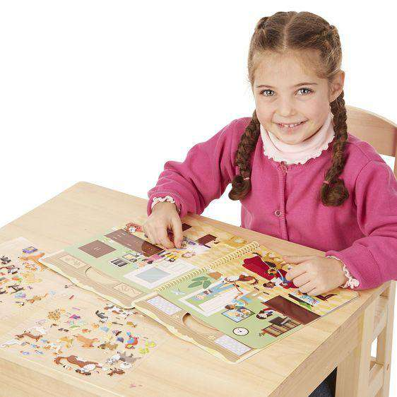 Melissa & Doug | Sticker Book ~ Pet Place