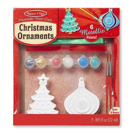 Melissa & Doug | Created by Me | Christmas Ornaments