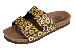 Simply Southern Sandals ~ Sunflowers