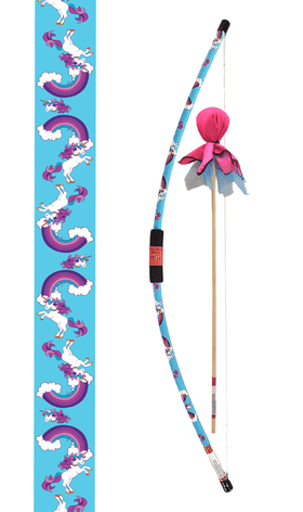 Two Bros Bows | Unicorn Bow With Princess Arrow