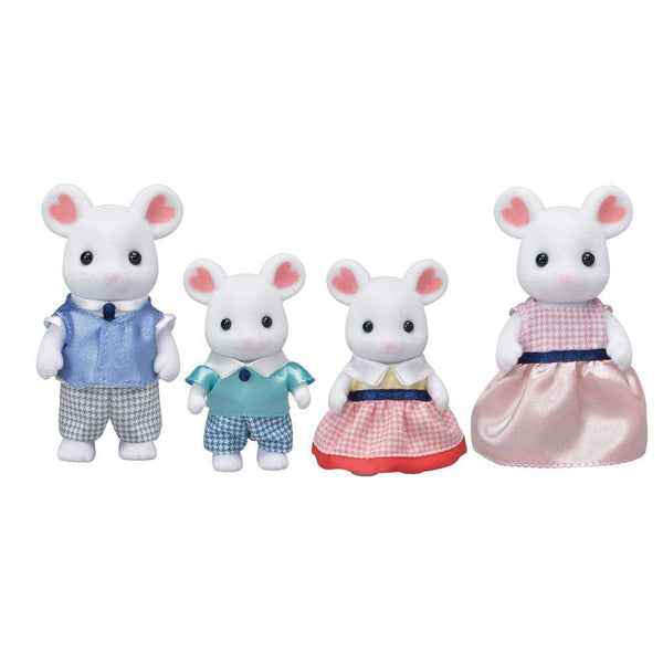 Calico Critters | Families ~ Marshmallow Mouse Family
