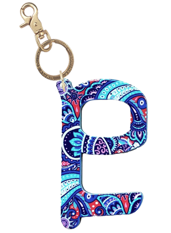 Simply Southern | Door Opener & Door Pusher ~ Paisley