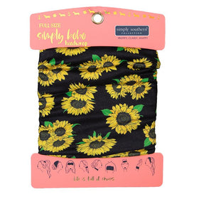 Simply Southern | Simply Boho Gaiter/Headwrap ~ Sunflower