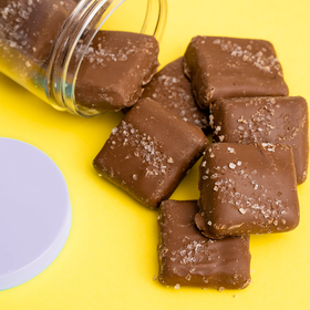 Candy Club | Mother's Day Collection ~ Sea Salt Toffee
