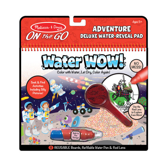 Melissa & Doug | Deluxe Water WOW! ~ Adventure