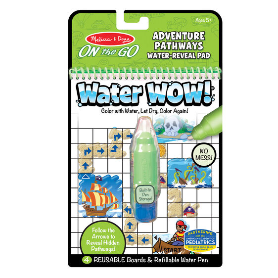 Melissa & Doug | Water Wow! ~ Adventure Pathways