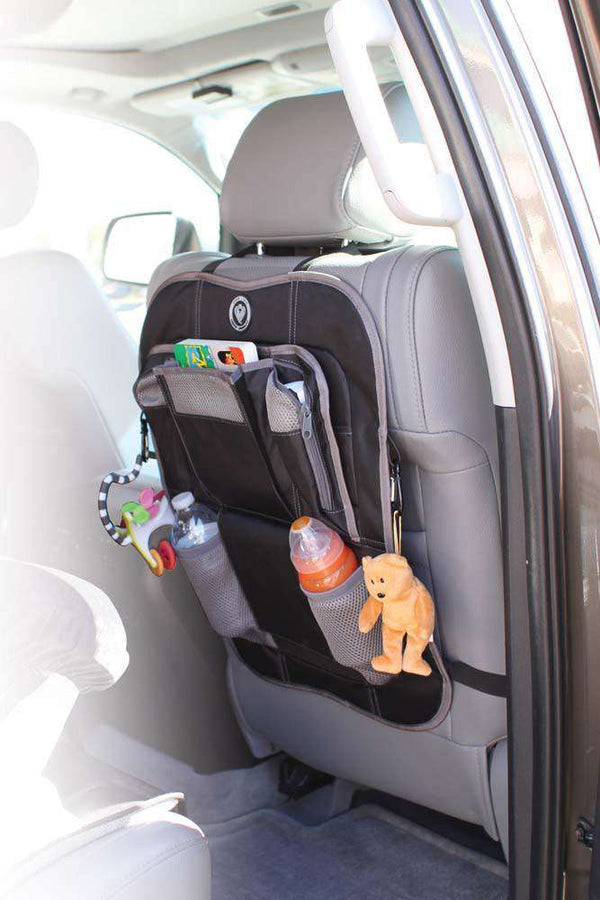 Prince Lionheart | Backseat Organizer ~ Charcoal