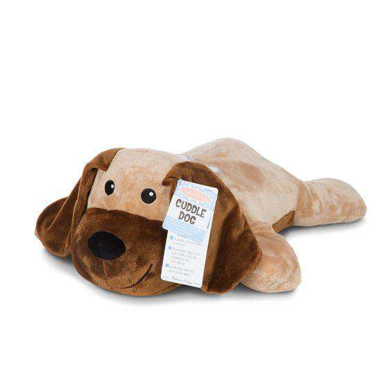 Melissa & Doug | Cuddle Dog Jumbo Plush Stuffed Animal