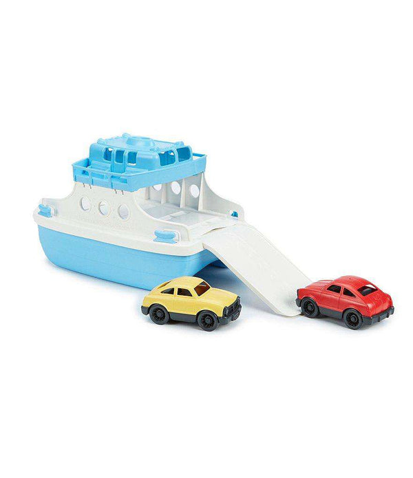 Green Toys | Ferry Boat w/ Fastbacks