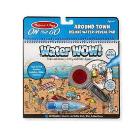 Melissa & Doug | Deluxe Water WOW! ~ Around Town