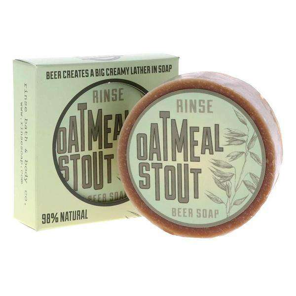 Rinse Bath Body Inc | Beer Soap ~ Oatmeal Ale