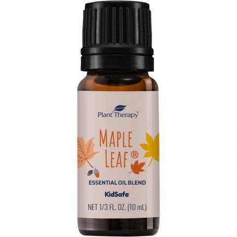Plant Therapy -  Maple Leaf Essential Oil Blend