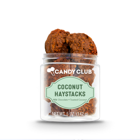 Candy Club | Easter/Spring Collection ~ Coconut Haystacks