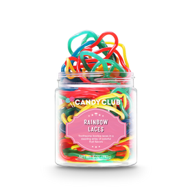 Candy Club ~ Rainbow Laces