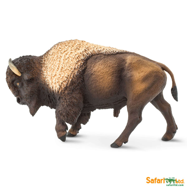 Safari LTD | Wild Safari North American Wildlife ~ BISON