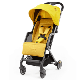 Diono Car Seats | Traverse Editions Stroller ~ Yellow Sulfur