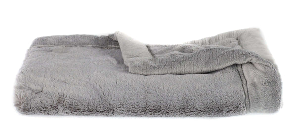 Saranoni Luxury Blanket | Gray Lush ~ Lush