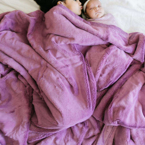 Saranoni Luxury Blanket | Fairy Wings Lush ~ Fairy Wings Lush