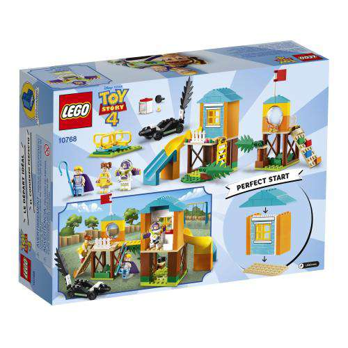 Lego  | Disney Toy Story ~ Buzz & Bo Peep's Playground