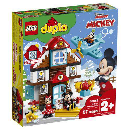 Lego | Duplo ~ Mickey's Vacation House