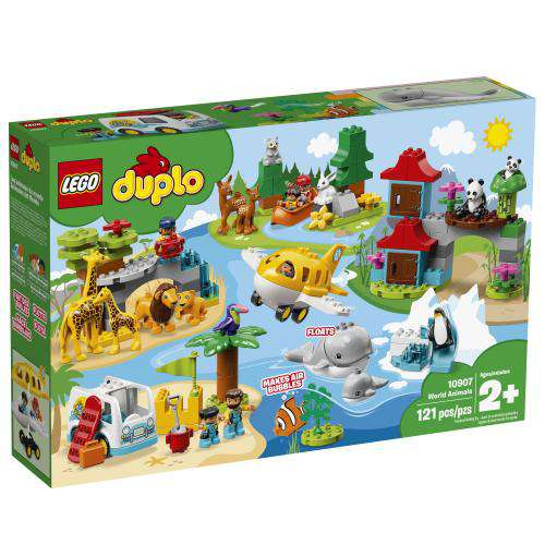 Lego | Duplo ~ World Animals