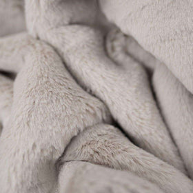 Saranoni Grand Line | Fawn Grand Faux Fur Blanket