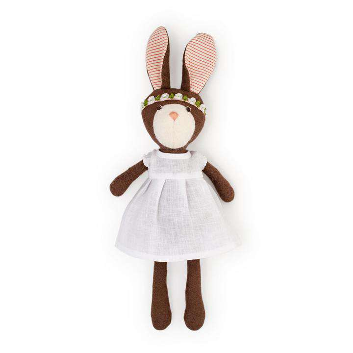 Hazel Village ~ Zoe Rabbit In Spring Dress Outfit